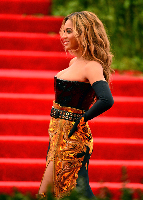 """""""PUNK: Chaos To Couture"""" Costume Institute Gala - Outside Arrivals"""